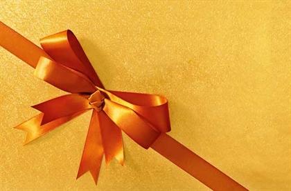 Bild von 02. Geschenkverpackung Motiv SCHLEIFE